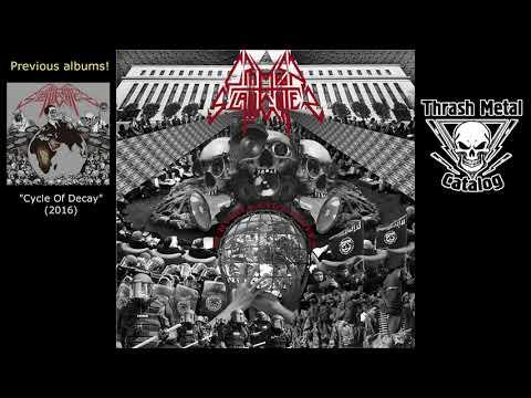 Crimson Slaughter   Surveillance States   (Full Album - 2018)  (Spain)