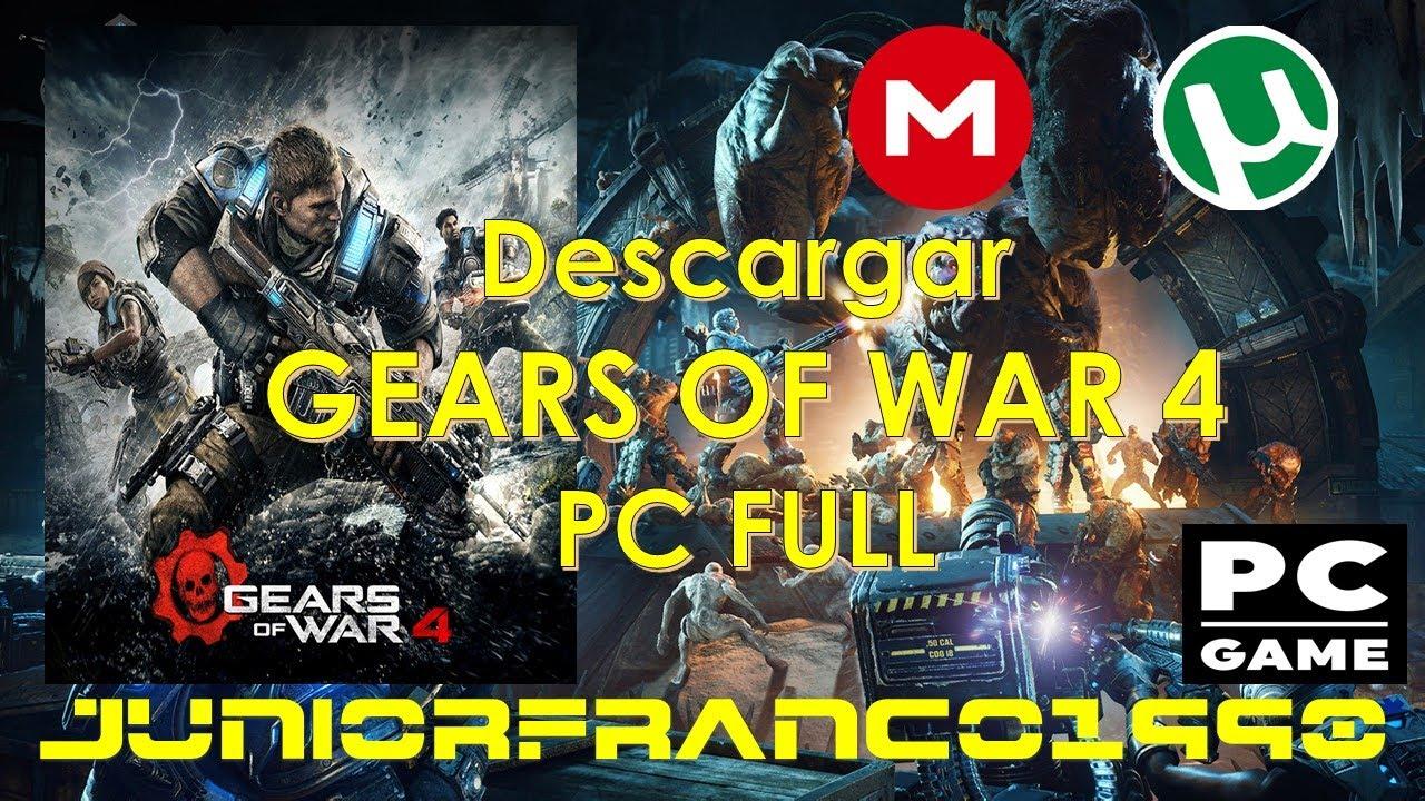 Gears of war 4 pc game torrent
