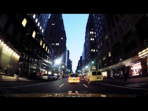 Cab Ride NYC 01: Hudson Hawk - Deep Streets