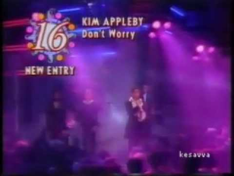 Kim Appleby - Don't Worry TOTP
