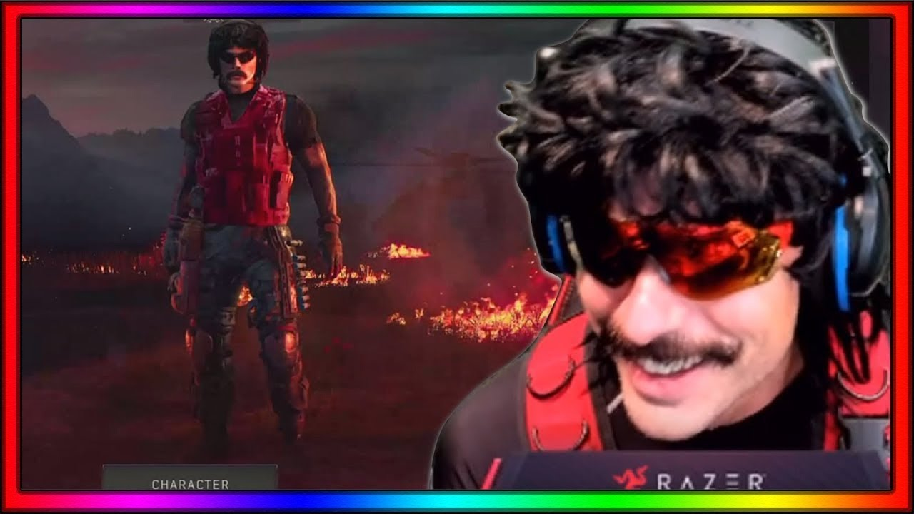 Dr. Disrespect Funniest Moments - COD Black Ops 4 Highlights
