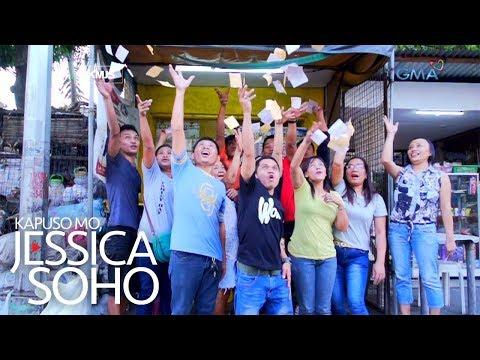 Kapuso Mo, Jessica Soho: Lotto Millionaire!
