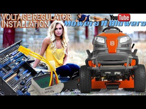 Husqvarna Lawn Tractor Riding Mower Voltage Regulator