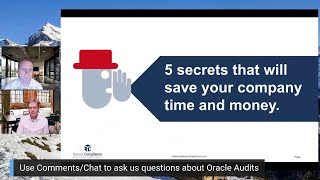 5 secrets that will help you beat an Oracle audit