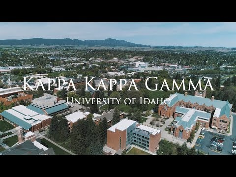Kappa Kappa Gamma | University of Idaho 2017