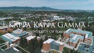 Kappa Kappa Gamma | University of Idaho 2017