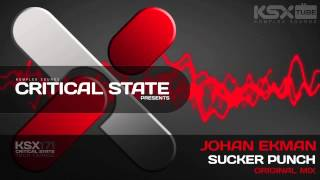 [KSX171] Johan Ekman - Sucker Punch (Original Mix)