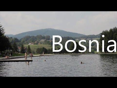 One day in Bosnia 4K (Sony A6300, Beholder MS1)