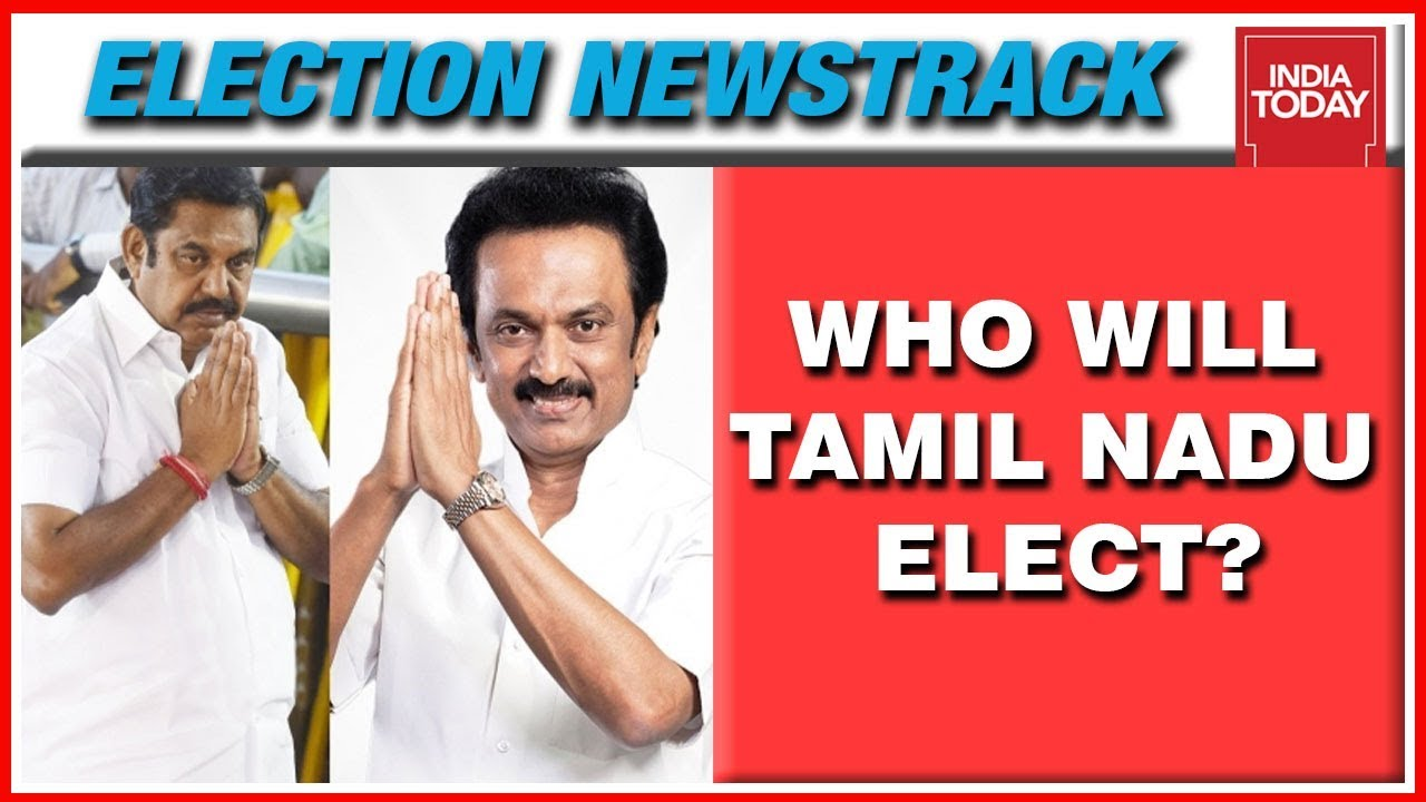 Who Will Tamil Nadu Elect In Lok Sabha Elections 2019? | Election Newstrack With Rahul Kanwal