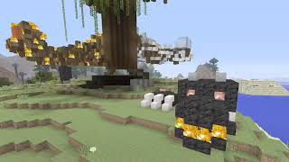 Yggdrasil Project in Minecraft