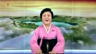 異例中の異例 中央TVで米朝会談報道ニュース