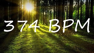 374 BPM Claves Metronome