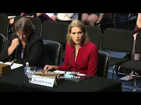 Senate HELP Committee Hearing on Campus Sexual Assault