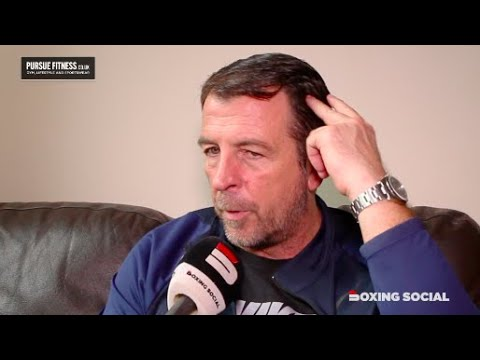 JOE GALLAGHER ON RUIZ-JOSHUA 2 IN SAUDI ARABIA, PEDS, CALLUM