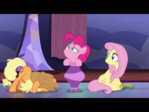 The Mane 6 hide in the castle  Fame and Misfortune