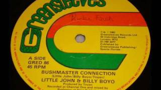 Little John Billy Boyo Toyan  - Bushmaster Connection with Version