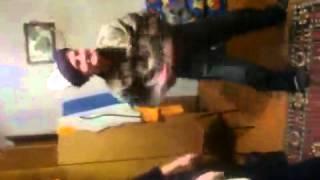 танец пьяного якута