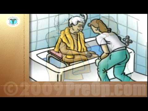 PostCare Patient Education Assist With Shower YouTube