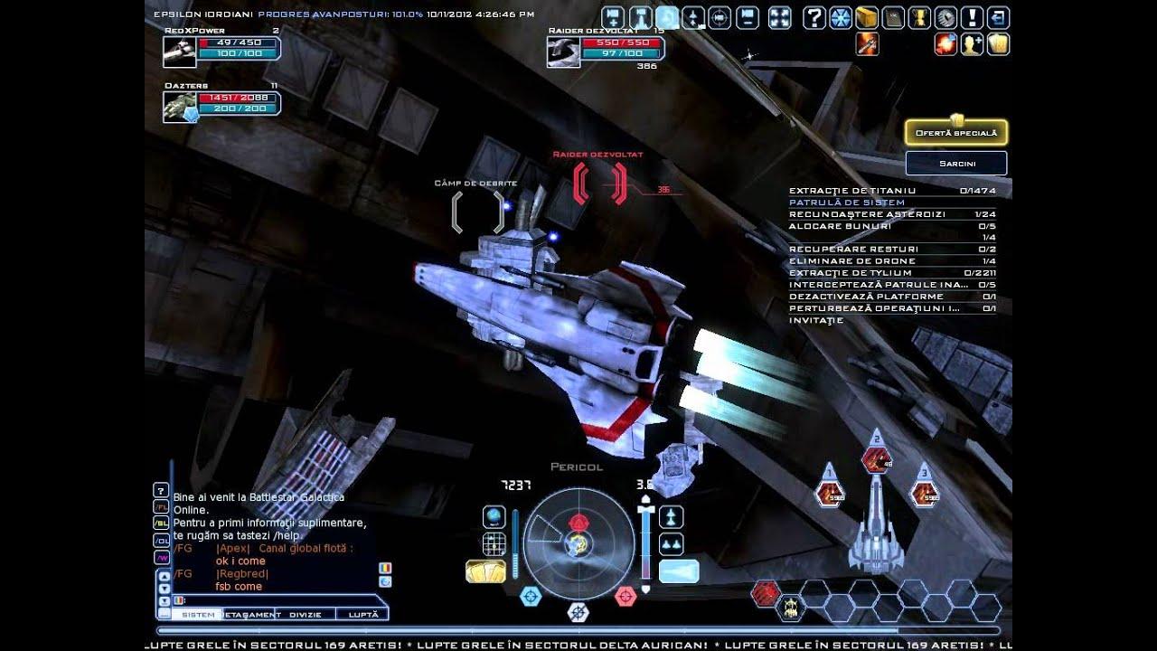 Play Battlestar Galactica