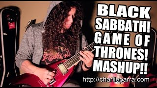 Game of Thrones / Black Sabbath METAL MASHUP!!!