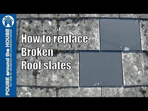 how-to-replace-a-broken-roof-slate.-cracked-fibre-cement-slate-repair.