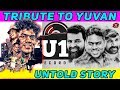 #WeLoveU1 90'Kids இன் ராஜா Yuvan Shankar Raja | Yuvan UNTold Story |