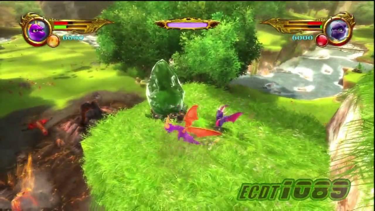 Image - Spyro Orange Castle Vs Spyro 3 Castle The Dragon Realms ...
