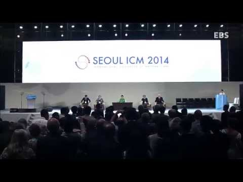 Seoul ICM2014   Opening Ceremony