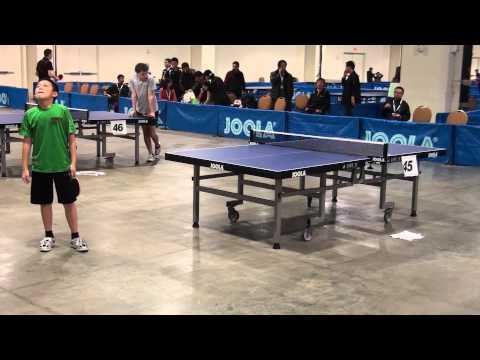 Len Yang vs. Allen Chen  11/30/2014