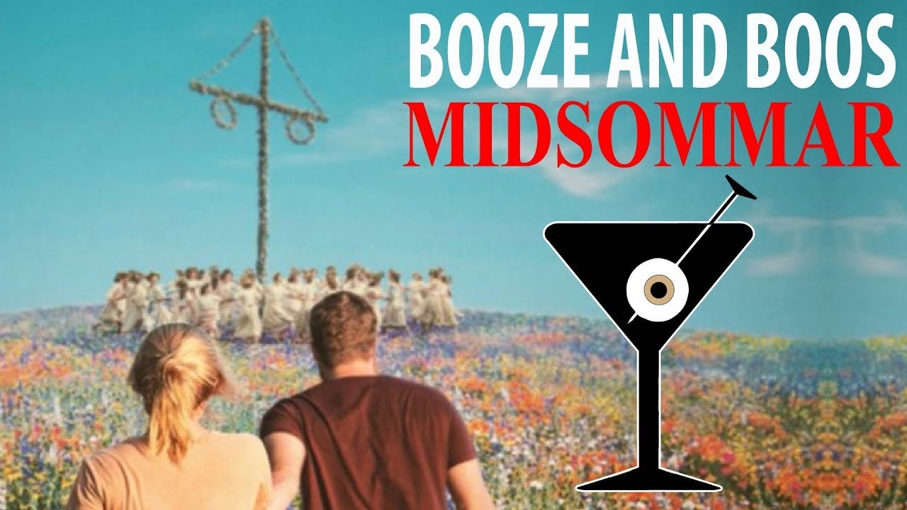 Midsommar Review - Booze and Boos with Komette and Tony