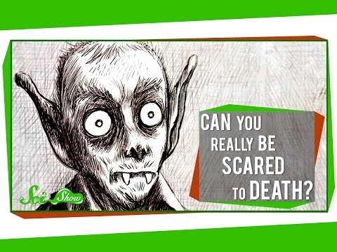 Can You Really Be Scared to Death?