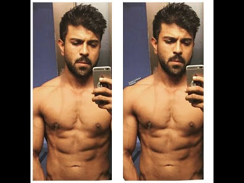 Ram Charan GYM Workout Videos