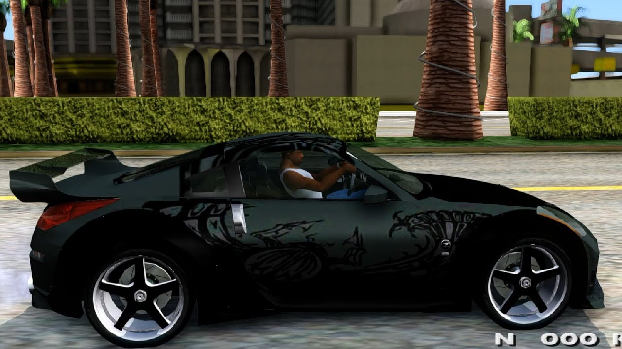 Fast And Furious Nissan 350z