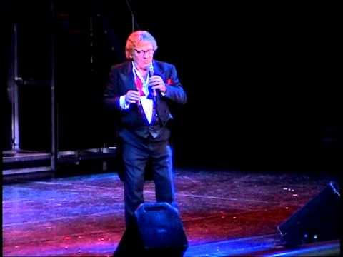 George Burns Impression by Billy Vader Live