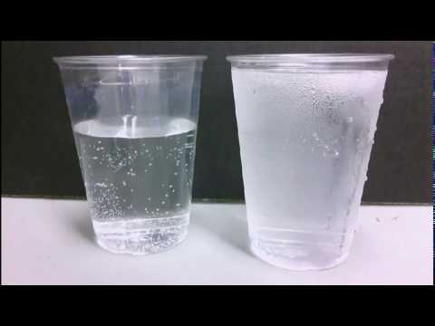 How Does Water Go From A Gas To A Liquid? Condensation