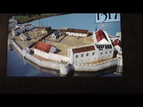 Construction History Of Leeds Castle