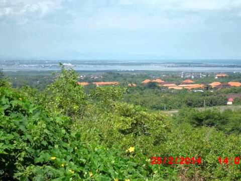 BALi  LAND FOR SALE OCEAN ViEW