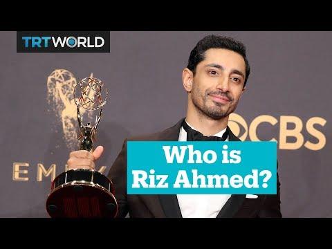 Meet Riz Ahmed, Emmy winner and social activist