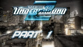 Let´s Play Need for Speed Underground 2 -Welcome to Bayview #Part1 HD