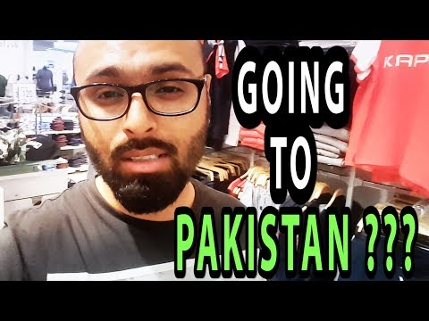 Shopping & Preparing To Travel To Pakistan From Saudi Arabia – Vlog 7 || NabeelOye ||