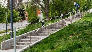 Henry VS The Kinker- Gartland's Insane 5050 Battle- Santa Cruz Skateboards