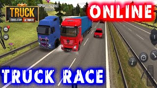 Online Truck Race ⚡ Truck Simulator Ultimate Zuuks Games New Truck Simulator Game | Android and iOS