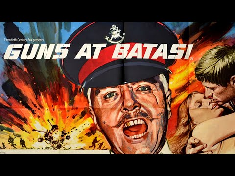 Guns at Batasi (1964) HD 1080p with English & Portuguese subtitles