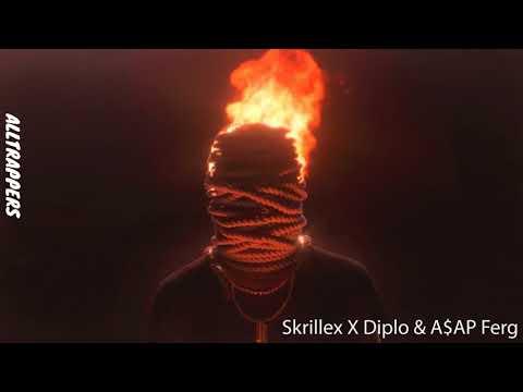 Skrillex X Diplo & A$AP Ferg - Devil Pay (Audio)