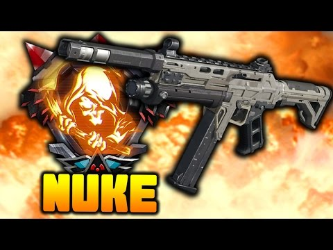 NUCLEAR With Every Gun! - 'KUDA SMG' | (Call of Duty: Black Ops 3)