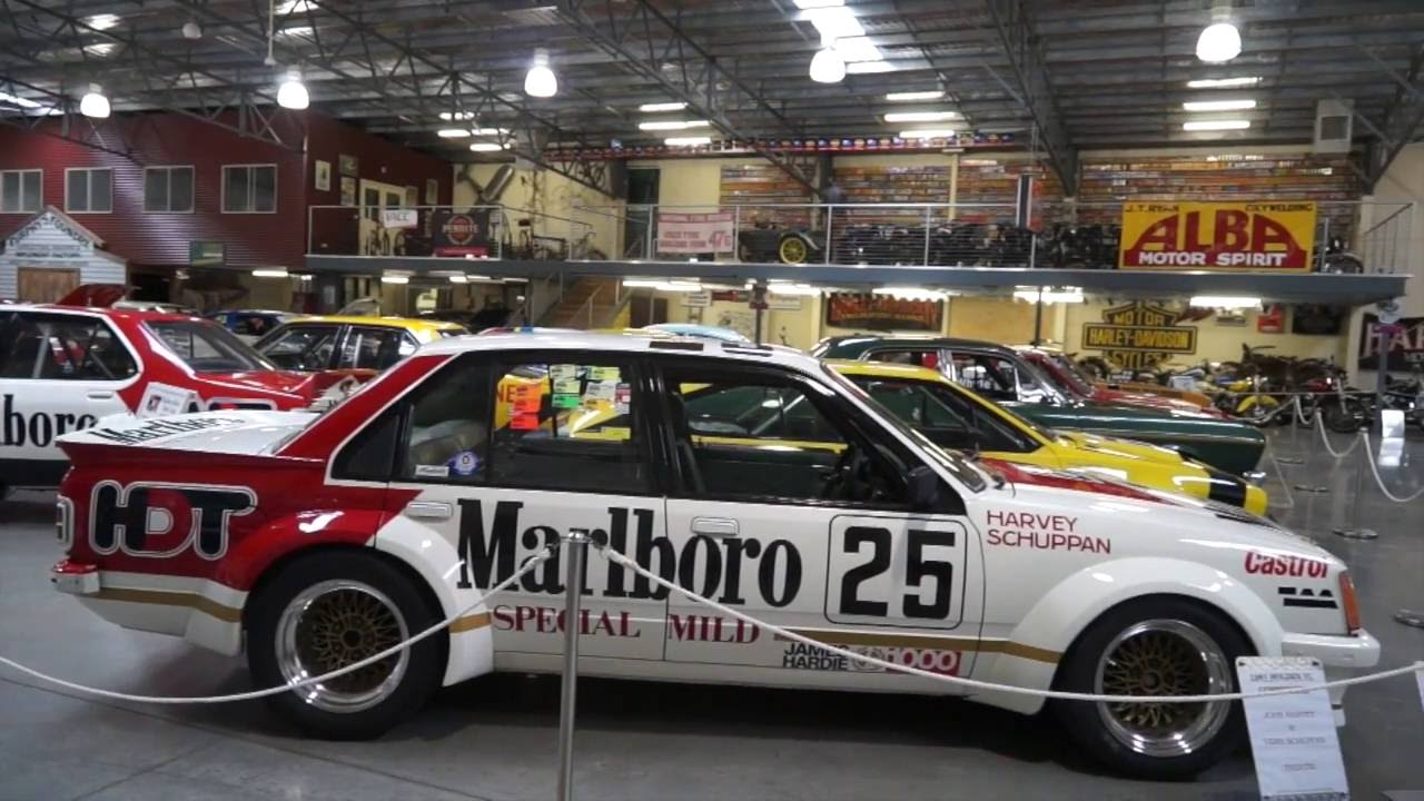 Bathurst Legends Exhibition: Classic Restos - Series 31