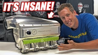Leroy's NEW 100% Billet Aluminum Intake Manifold! **PURE FREEDOM**