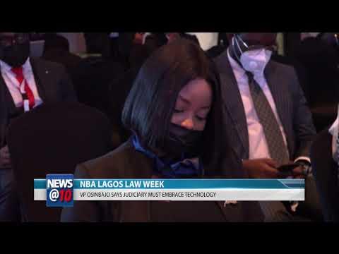 NBA Lagos law week