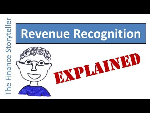 Revenue recognition explained