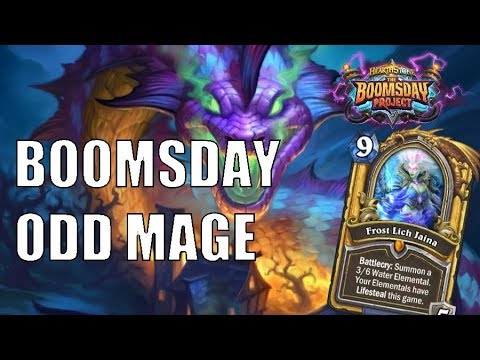 boomsday odd mage oddly powerful lots of fun